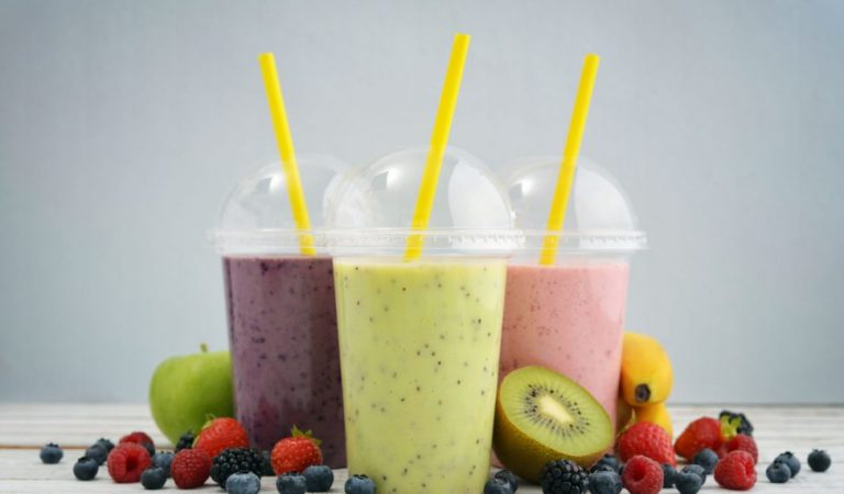 10 Recipes for Delicious Full Of Nutrients Smoothies